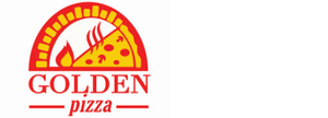 Golden Pizza Worcester, Auburn, Shrewsbury Massachussets Logo